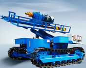China Water Well Drilling Rig of  Drilling Depth 300 meters Track Mounted with 150mm-400mm Drilling Diameter fábrica